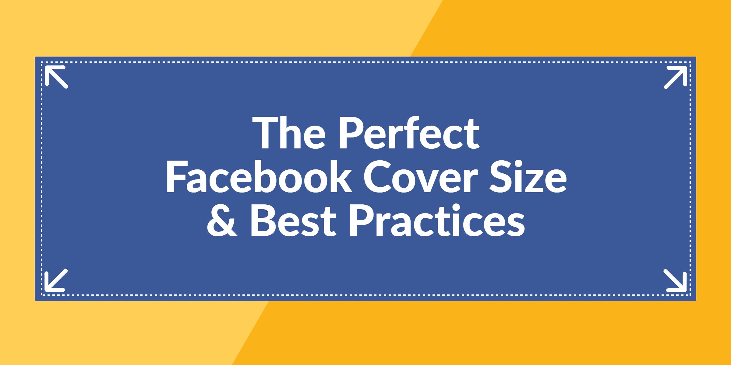 Kích thước avatar Facebook và ảnh cover Facebook mới nhất 2019