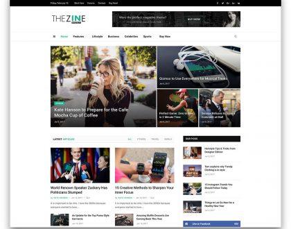 Top 5 mẫu website tin tức đẹp và sáng tạo 2021