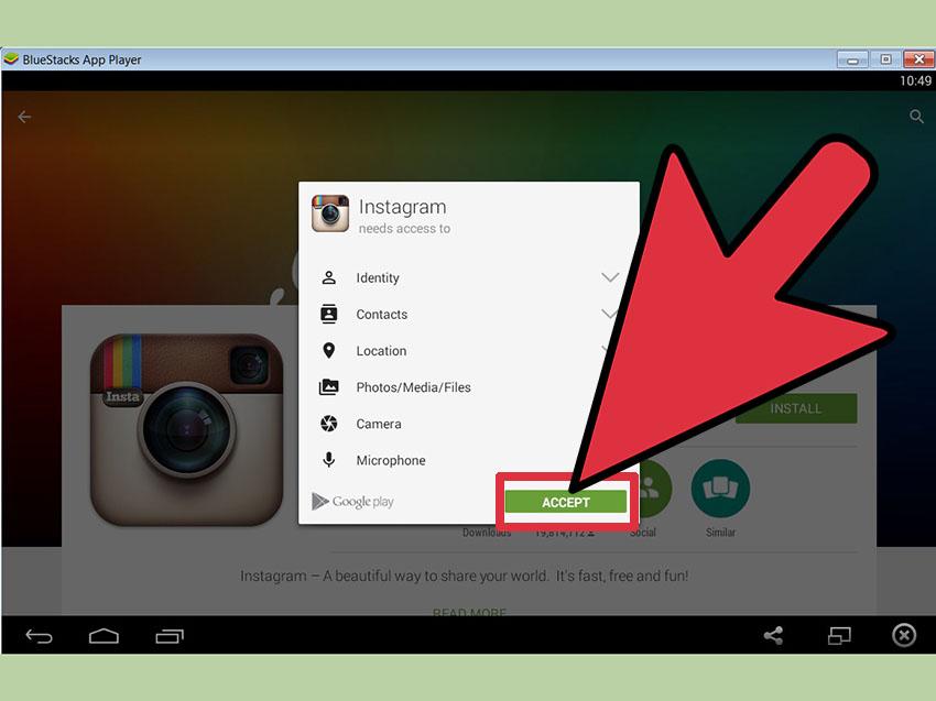 Hướng dẫn cách up ảnh lên Instagram bằng máy tính - WEBSOLUTIONS