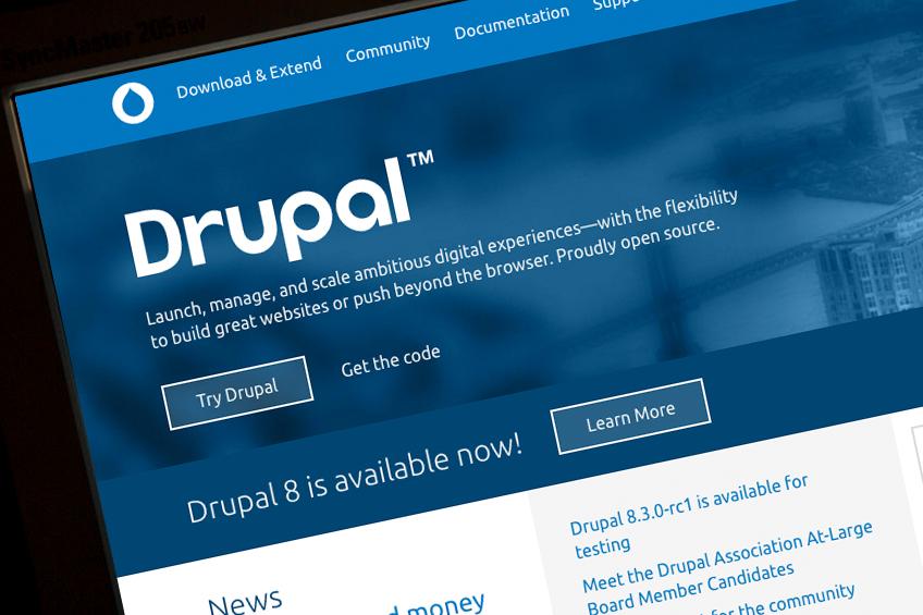 Thiết kế website bằng Drupal là xu hướng thiết kế web mới nổi bật mang lại nhiều trải nghiệm độc đáo cho khách hàng