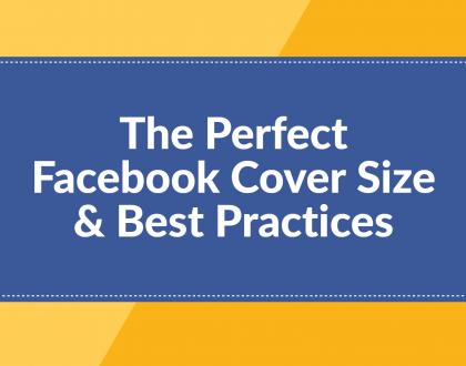 Kích thước avatar Facebook và ảnh cover Facebook mới nhất 2020