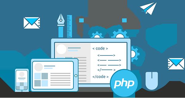 Thiết kế website PHP chuyên nghiệp, dễ sử dụng