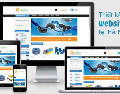 Dịch vụ thiết kế website tại Hà Nội chuyên nghiệp, chuẩn SEO