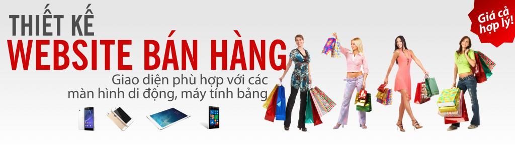 Dịch vụ thiết kế website bán hàng trực tuyến giá rẻ