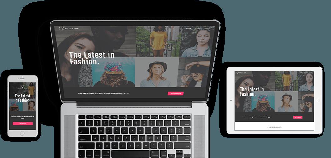 Dịch vụ thiết kế web online đẹp và sáng tạo, độc đáo