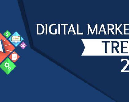 [INFOGRAPHIC] 7 xu hướng Digital Marketing nổi bật trong năm