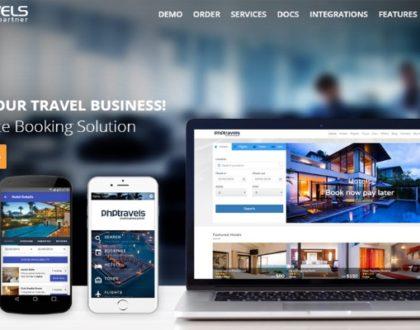 Phần mềm quản lý tour du lịch online tốt nhất hiện nay PHPTRAVELS