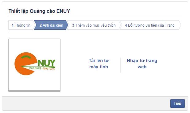 tao fanpage facebook ban hang hieu qua 8