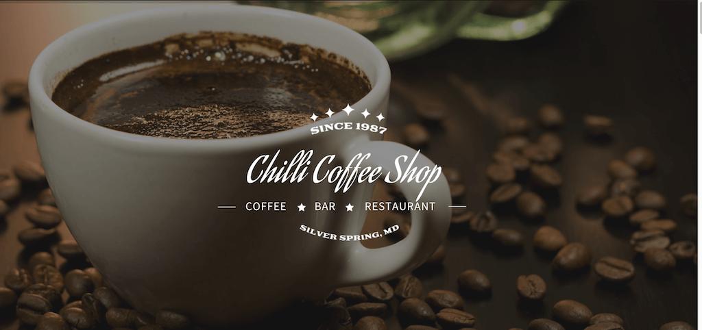 Top 10 mẫu website bán cà phê đẹp và độc đáo