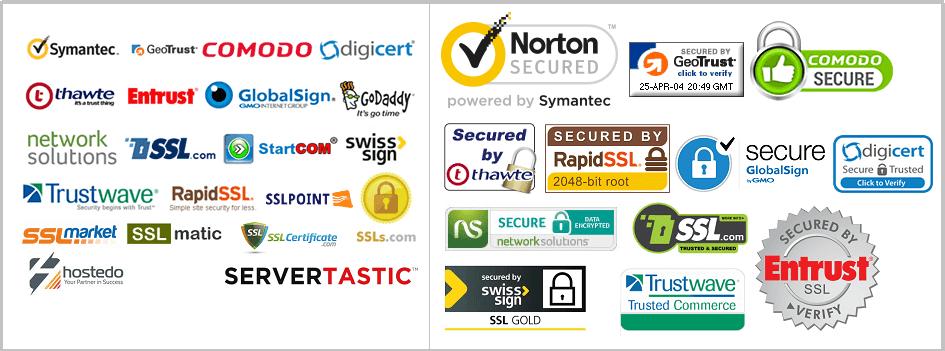 Các dịch vụ cung cấp chứng chỉ SSL giá rẻ hàng đầu thế giới