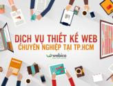 Top 10 công ty thiết kế web chuyên nghiệp tại tphcm tốt nhất hiện nay