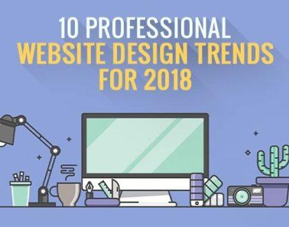 Các xu hướng thiết kế web được chú trọng trong năm 2020(Phần 2)