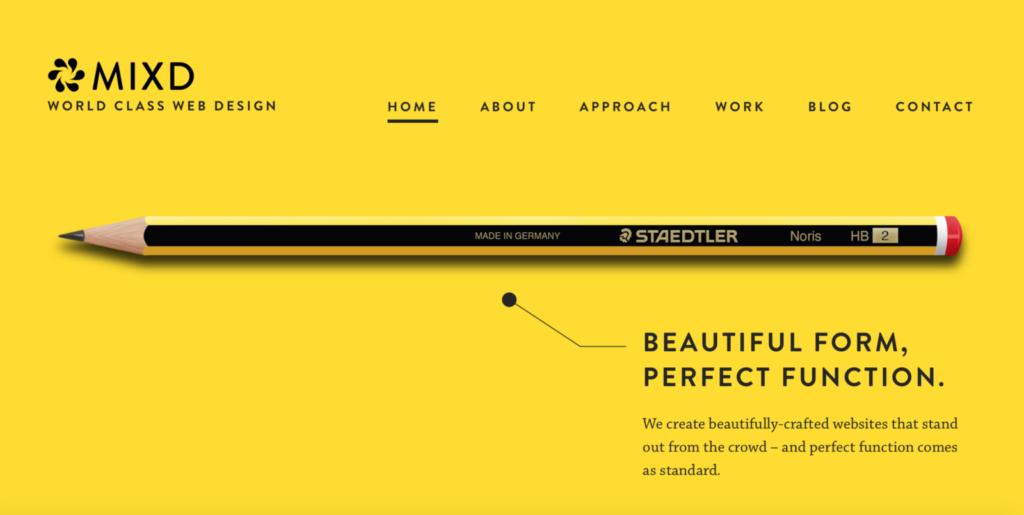 thiết kế web tối giản minimalism cũng là một trong các xu hướng thiết kế web được đánh giá là sẽ được nhiều đơn vị yêu thích