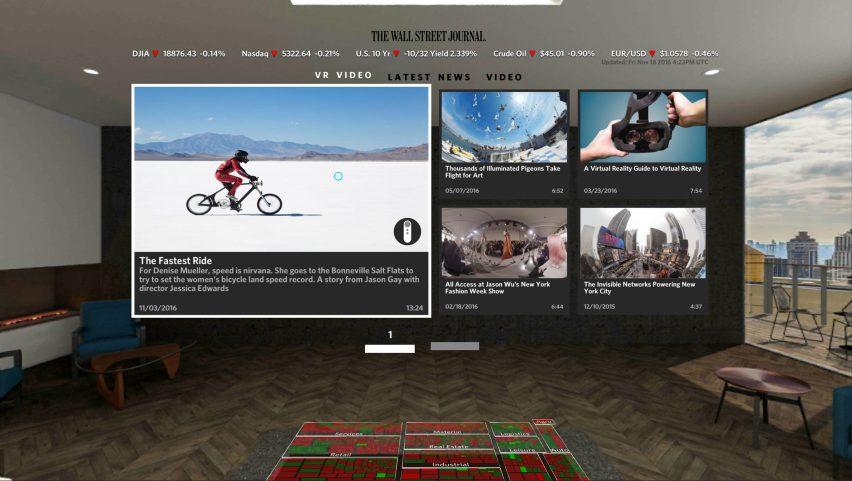 """xu hướng thiết kế web kết hợp video thực tế ảo vào website được đánh giá sẽ thành """"trend"""" cực kì nổi bật trong năm"""