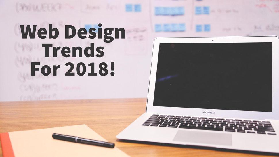 Các xu hướng thiết kế web được chú trọng trong năm 2019 (Phần 1)