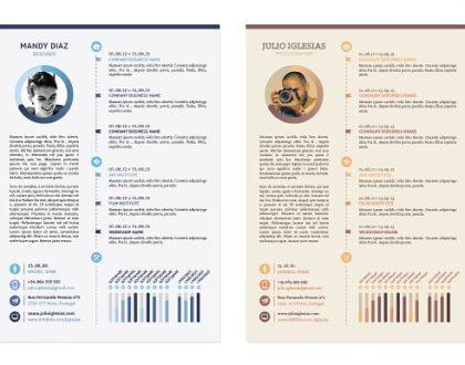 Top 10 mẫu CV đơn giản nhưng đẹp mắt (+ Link download)