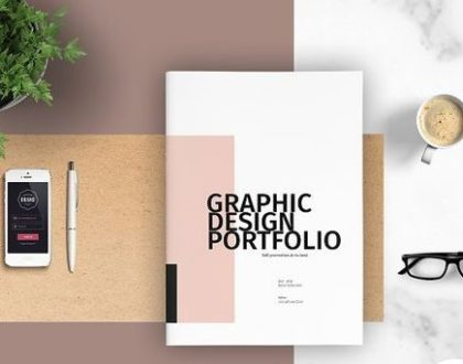 Portfolio là gì? Một mẫu thiết kế portfolio hoàn hảo cần các yếu tố gì?