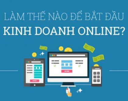 Kinh doanh online cần bao nhiêu vốn? Lấy hàng sỉ ở đâu?