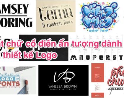 50 font chữ thiết kế logo miễn phí đẹp nhất  2019 (Phần 2)
