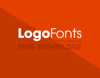 50 font chữ thiết kế logo miễn phí đẹp nhất 2019 (Phần 1)