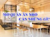 Kinh nghiệm mở quán ăn vặt nhỏ để khởi nghiệp