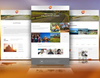 Thiết kế website tour du lịch đẹp và sáng tạo