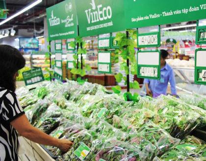 Kinh doanh mô hình trồng rau sạch, nông sản sạch doanh thu cả tỷ đồng