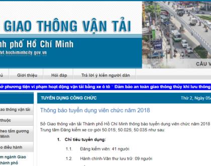 Thiết kế website cơ quan hành chính nhà nước bảo mật cao