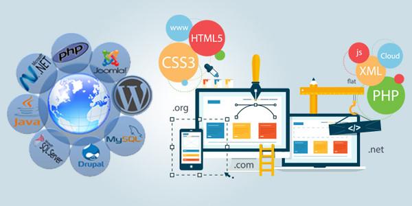 Thiết kế web giá rẻ chuyên nghiệp sử dụng mọi nền tảng để thiết kế