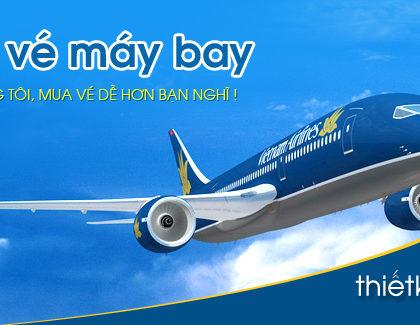 Thiết kế website bán vé máy bay chuyên nghiệp