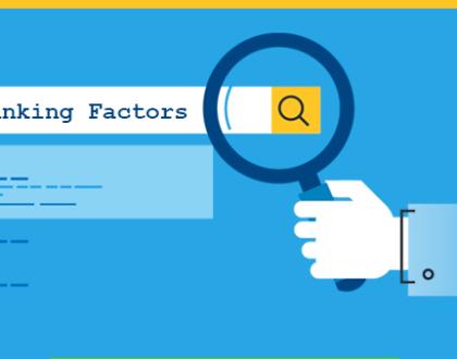 Top 10 yếu tố ảnh hưởng đến thứ hạng tìm kiếm trong SEO
