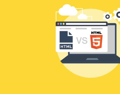 Ngôn ngữ HTML5 là gì? HTML5 có khác gì so với HTML?
