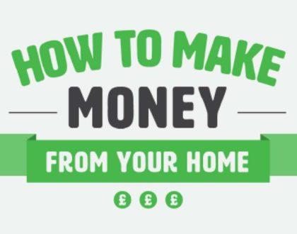 5 cách kiếm tiền qua mạng nhanh nhất tại nhà
