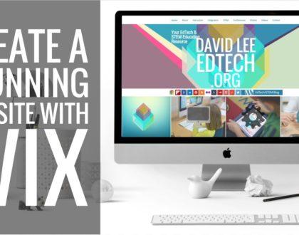 Hướng dẫn thiết kế web với WIX