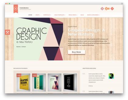 Top 10 mẫu website bán sách đẹp và chuyên nghiệp, chuẩn SEO