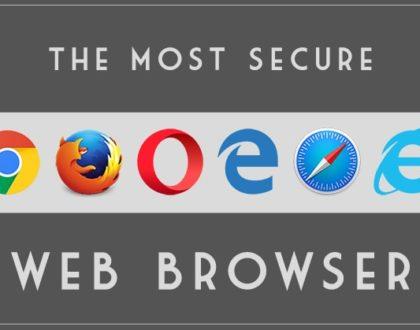 Trình duyệt web là gì? Các trình duyệt web phổ biến hiện nay