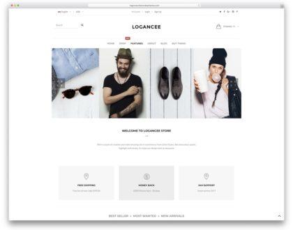 Top 10 mẫu website bán hàng Drupal phổ biến năm 2019