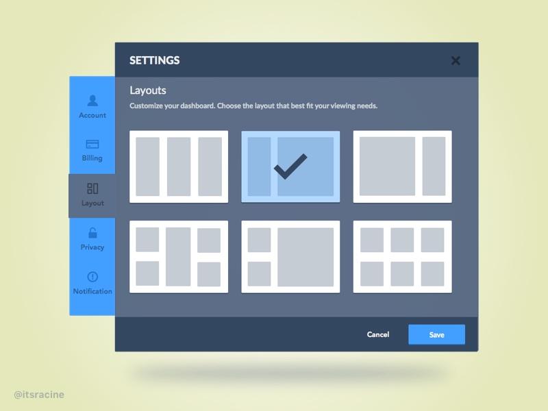 Top 9 mẫu layout website cơ bản thường gặp trong thiết kế web chuyên nghiệp