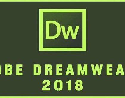 Hướng dẫn thiết kế giao diện web bằng Dreamweaver