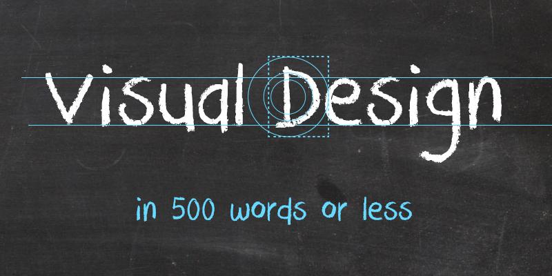 Visual design là gì ? Tổng quan về Visual design