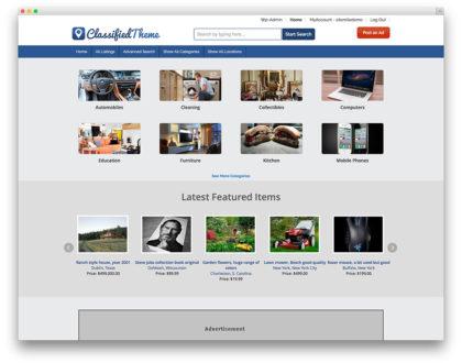 Top 10 mẫu website mua bán, rao vặt đẹp và hiệu quả