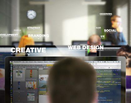 Thiết kế web quảng cáo chuyên nghiệp, sáng tạo