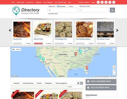 Top 15 mẫu website chỉ đường, tìm đường giống Google Maps hữu ích