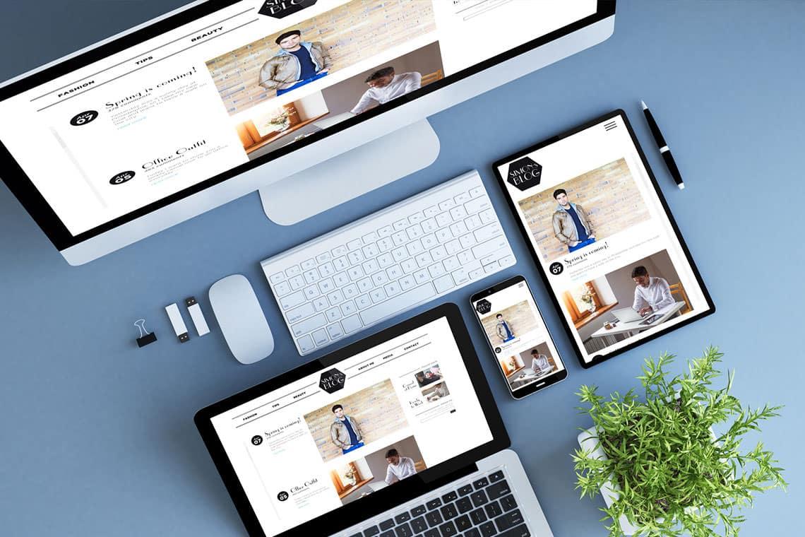 Dịch vụ mở trang web bán hàng, công ty chuyên nghiệp