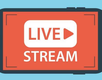 Live stream là gì ? Các phần mềm live stream dễ sử dụng nhất hiện nay