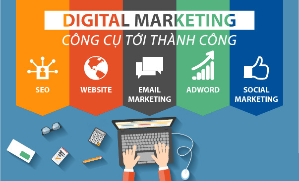 Digital Marketing là gì? Các hình thức Digital Marketing hiện nay