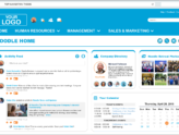 Thiết kế website mạng nội bộ cho công ty