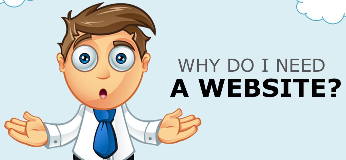 Tại sao phải thiết kế website? Thiết kế trang web cần những gì?