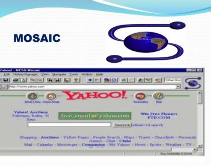 Trình duyệt mosaic là gì? Ý nghĩa của mosaic với thế giới website ngày nay