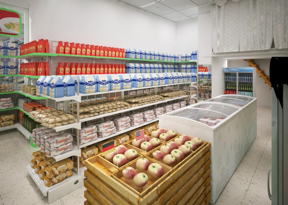 Kinh doanh siêu thị mini cần bao nhiêu vốn